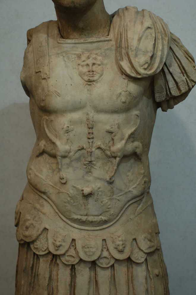 Roman Military Equipment  Body Armour